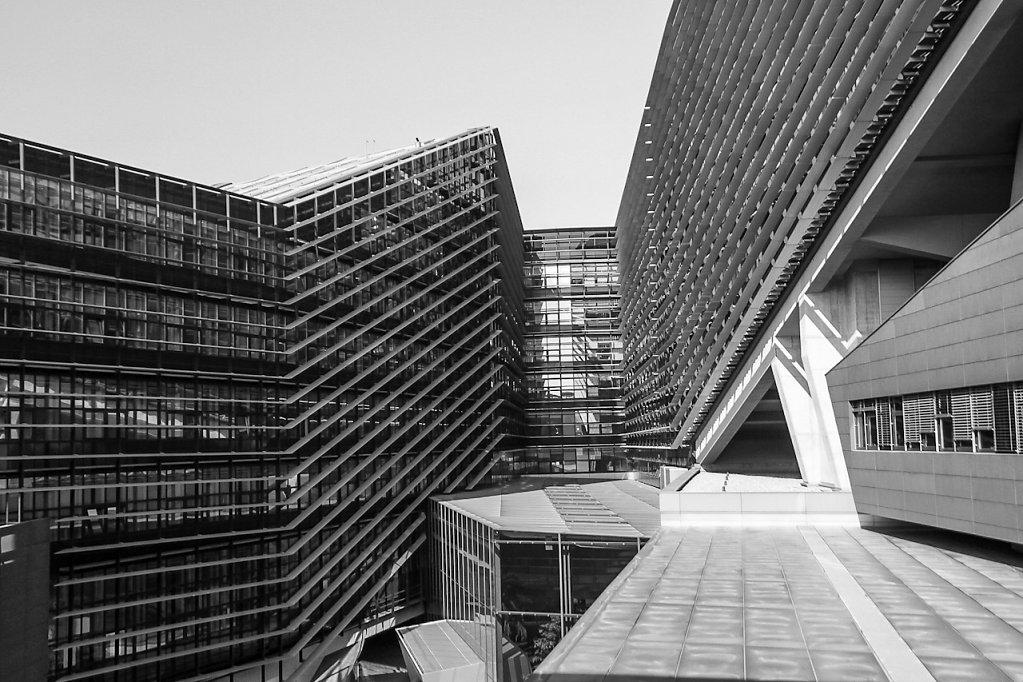 Emotive Architekturfotografie