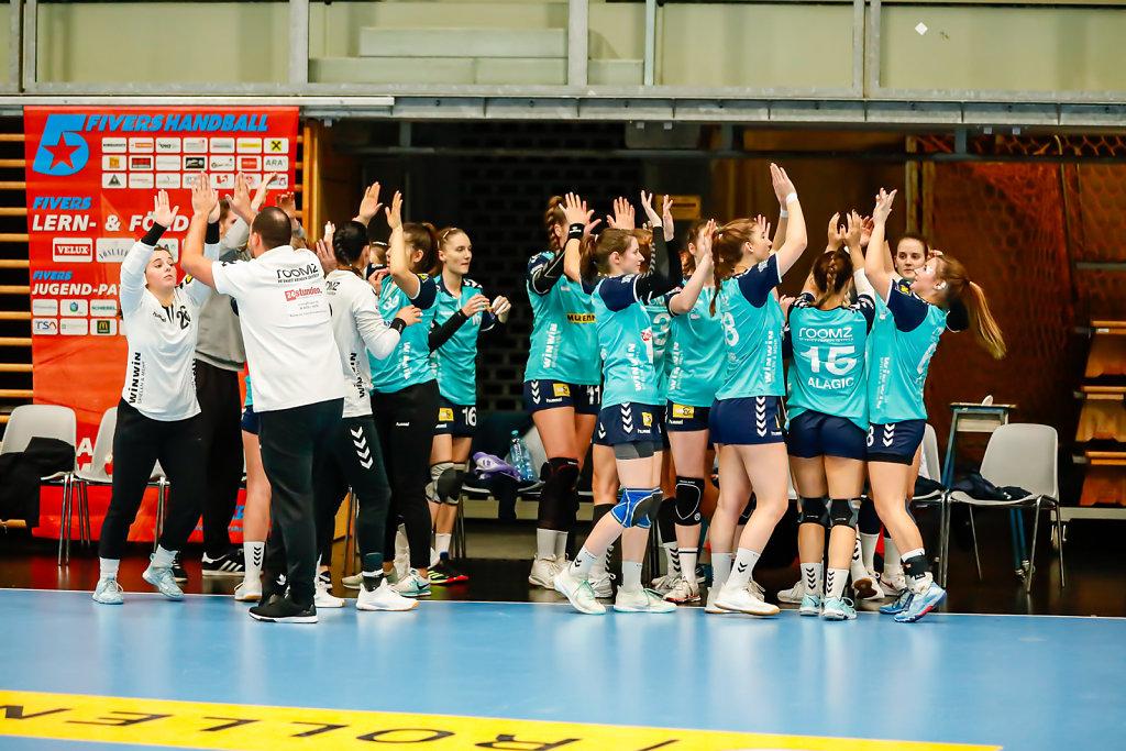 ÖHB Cup Frauen MGA vs. ROOMZ Wr. Neustadt